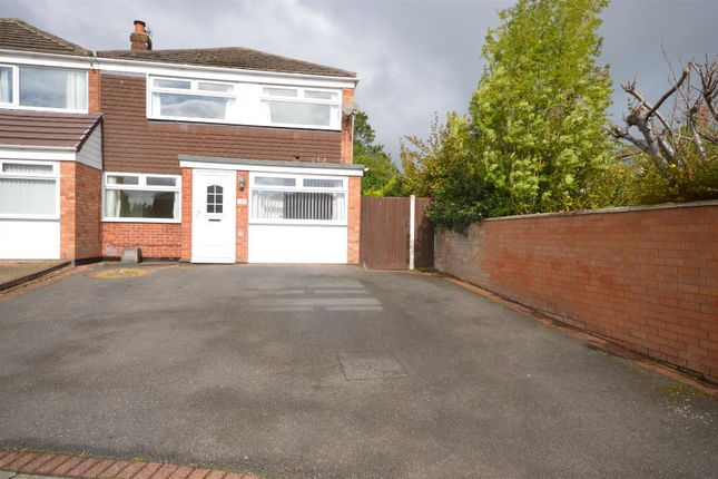 Thumbnail Property to rent in Sutton Avenue, Little Neston, Neston