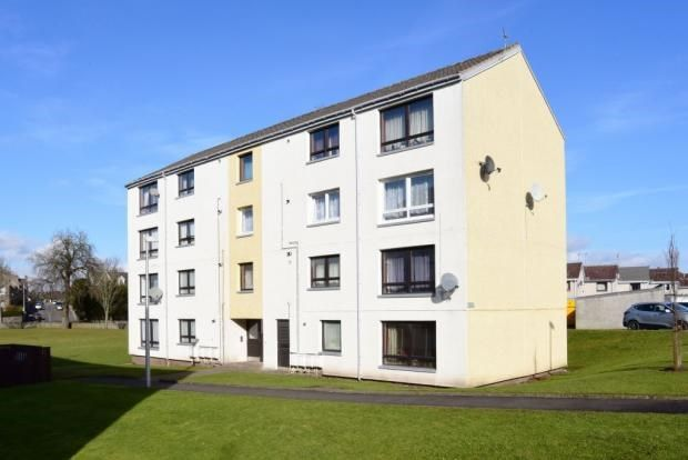 Thumbnail Flat for sale in Lordburn Place, Forfar