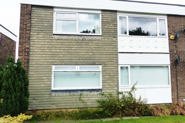 2 bed flat for sale in Harwood Close, Cramlington NE23