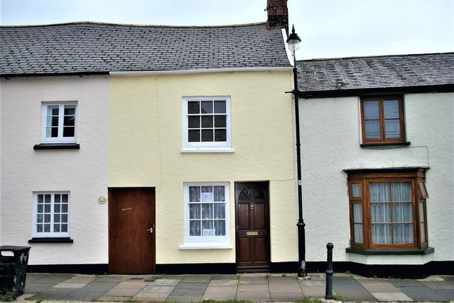 Thumbnail Terraced house to rent in Lower Almshouses, Pilton Street, Barnstaple