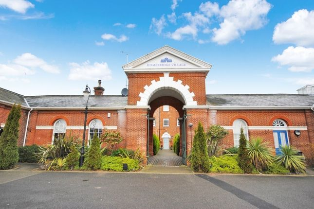 Thumbnail Flat for sale in Enterprise Court, Station Road, Witham