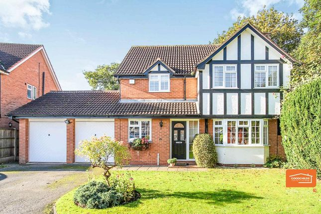 Thumbnail Detached house for sale in Ferndown Close, Turnberry, Bloxwich