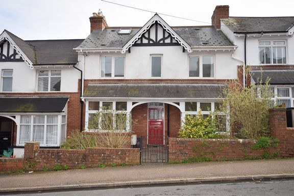 Thumbnail Terraced house for sale in Peaslands Road, Sidmouth