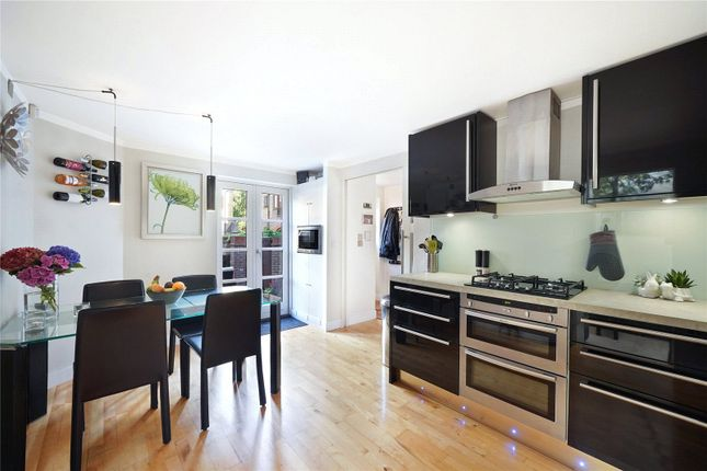 Thumbnail Detached house for sale in Trafalgar Close, Greenland Quay