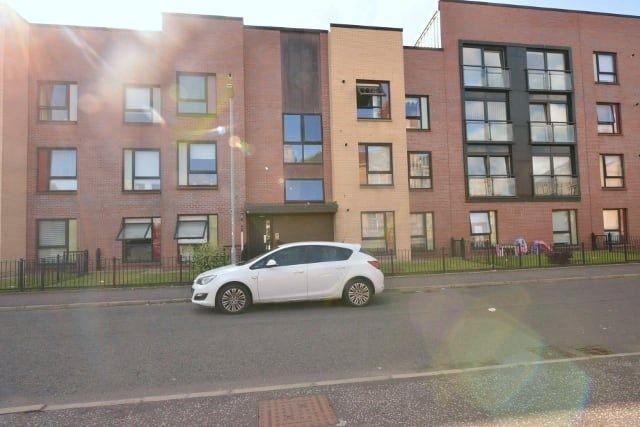 Thumbnail Flat for sale in 55 Harhill Street, Glasgow