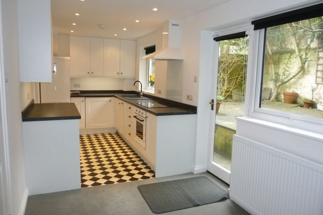 Thumbnail Semi-detached house to rent in Hay Hill, Bath