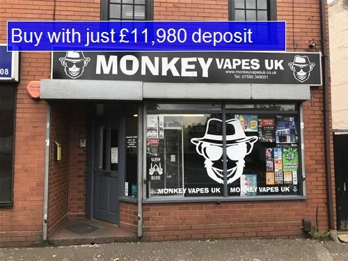Retail premises for sale in High Street, Walsall Wood, Walsall
