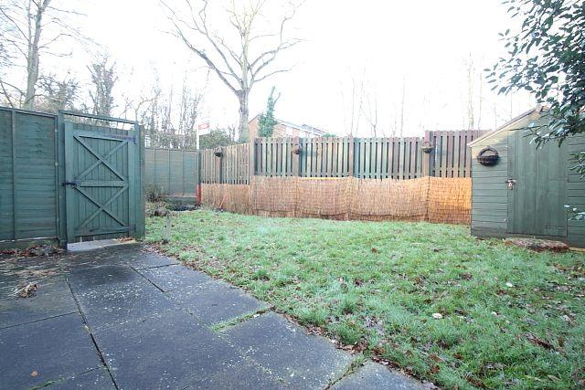 Garden of Overthorpe Close, Knaphill, Woking GU21