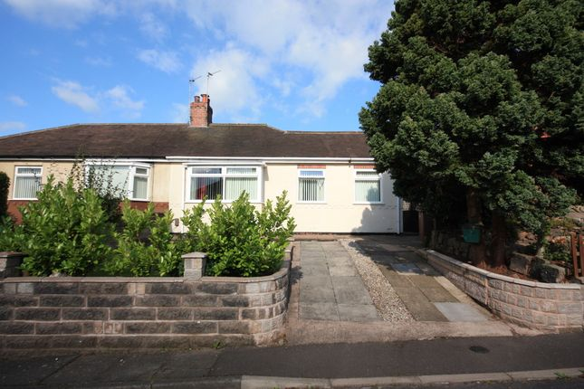 2 bed semi-detached bungalow for sale in Almar Place, Chell, Stoke-On-Trent