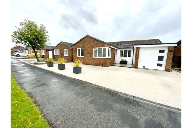 Thumbnail Detached bungalow for sale in Clwyd Park, Rhyl