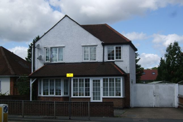 Thumbnail Detached house to rent in St Albans Road, Watford