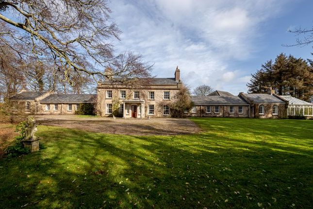 Thumbnail Detached house for sale in Summerhill, Summerhill Road, Sandygate, Jurby