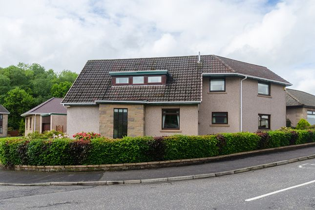 Thumbnail Detached bungalow for sale in Kings Drive, Holmhead, Cumnock, East Ayrshire