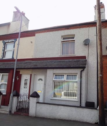Thumbnail Terraced house for sale in Oswald Road, Llandudno Junction