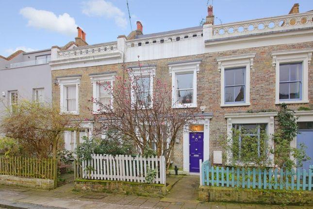 Thumbnail Terraced house for sale in Quadrant Grove, London