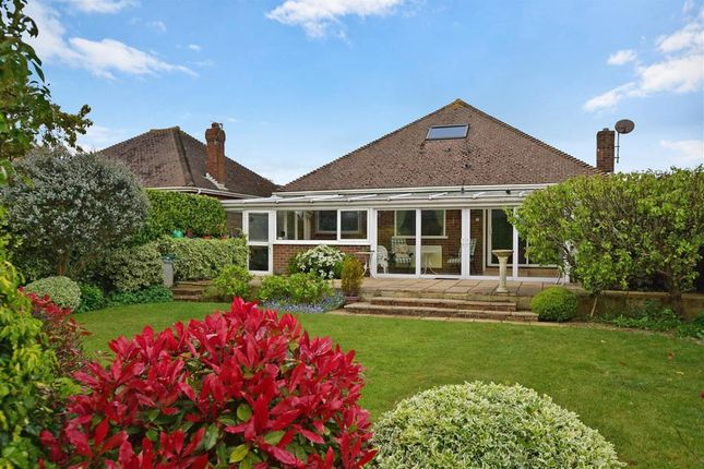 Thumbnail Detached bungalow for sale in Green Ridge, Brighton, East Sussex
