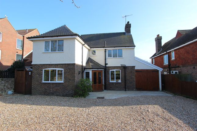 Thumbnail Detached house for sale in Sutton Road, Seaford