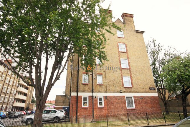 Thumbnail Flat for sale in Palgrave House, Camberwell