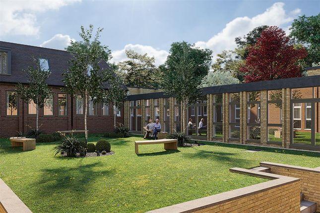 Development of North Ash Road, New Ash Green, Longfield, Kent DA3
