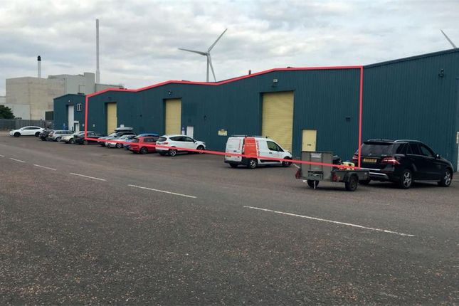 Thumbnail Industrial to let in Unit 6, 7 & 8, Baluniefield Trading Estate, Balunie Drive, Dundee