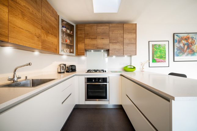 Kitchen of Langland Mansions, 228 Finchley Road, Hampstead, London NW3