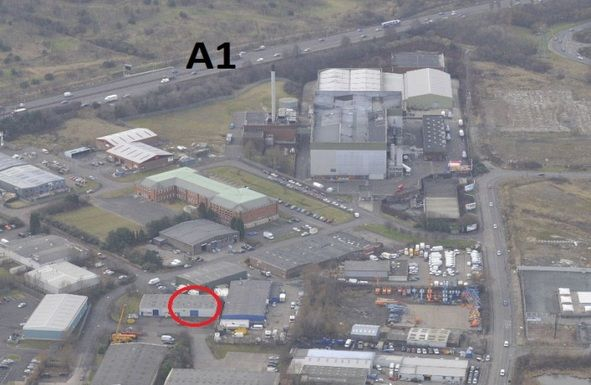Thumbnail Warehouse to let in Blenheim Place, Dunston Industrial Estate, Gateshead