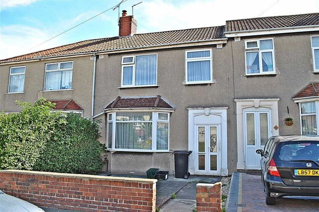 3 bed terraced house for sale in Cecil Avenue, St George, Bristol
