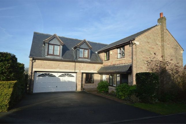 Thumbnail Detached house for sale in Greenacre Gate, Lepton, Huddersfield, West Yorkshire