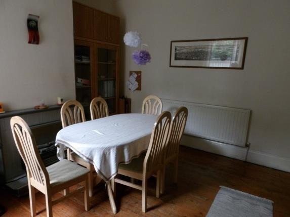 Dining Room of Crompton Street, Derby, Derbyshire DE1