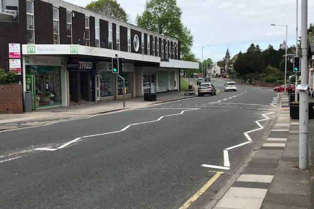 Thumbnail Retail premises to let in Unit 4, Church Road, Wirral