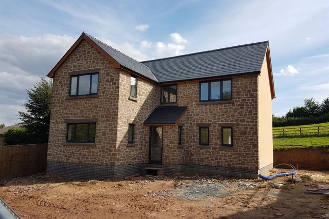 Thumbnail Detached house for sale in Tresseck Mill Road, Hoarwithy HR26Qj