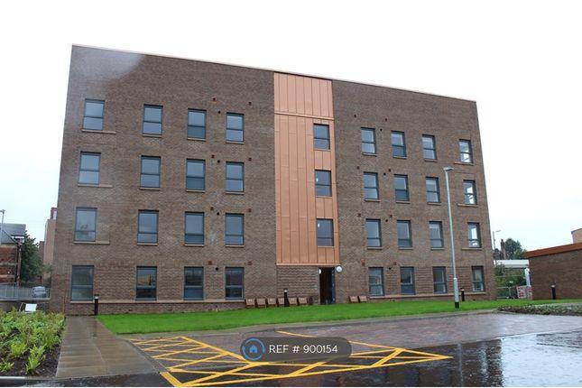 Butterbiggins Road, Glasgow G42
