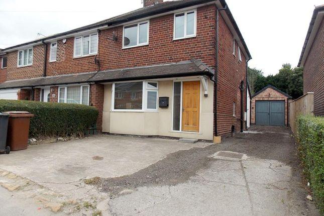 3 bed terraced house for sale in Corporation Road, Ilkeston DE7
