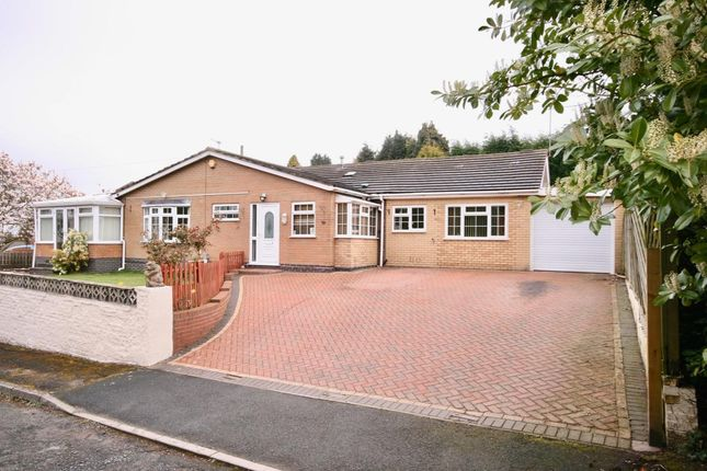 Thumbnail Bungalow for sale in Shrubbery Road, Ketley Bank, Telford