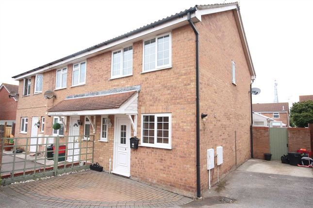 Thumbnail End terrace house for sale in Greenacres, Clacton-On-Sea
