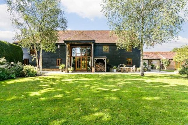 Thumbnail Barn conversion for sale in Barcombe, Lewes, East Sussex