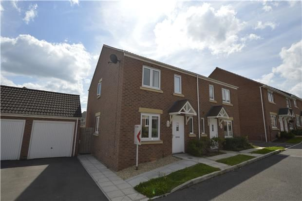 Thumbnail Semi-detached house for sale in Wylington Road, Frampton Cotterell, Bristol