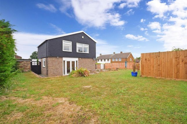 Thumbnail Detached house for sale in The Knowle, Basildon, Essex