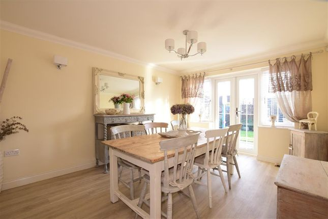 Thumbnail Link-detached house for sale in Ellison Gardens, Fareham, Hampshire