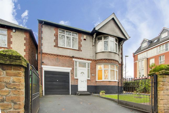 Thumbnail Detached house for sale in Gregory Boulevard, Forest Fields, Nottinghamshire
