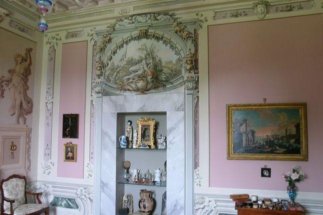Pink Room of Villa Fontana, Cortona, Tuscany