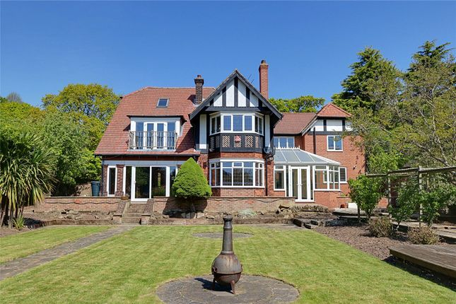 Thumbnail Detached house for sale in Tranby Lane, Swanland, North Ferriby, East Yorkshire