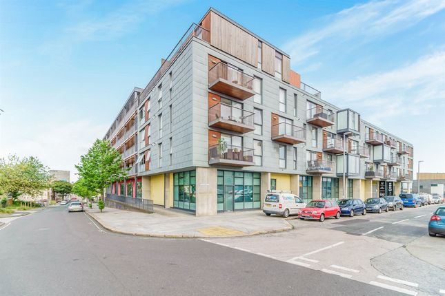 Thumbnail Flat for sale in Hobart Street, Millbay, Plymouth