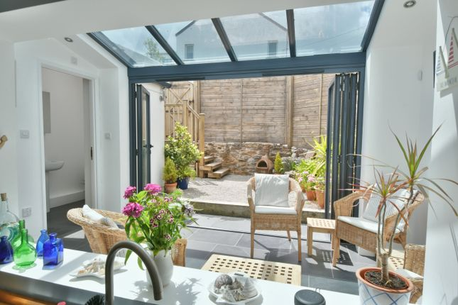 Thumbnail End terrace house for sale in Wodehouse Terrace, Falmouth