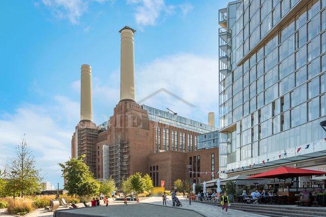 2 bed flat for sale in Battersea Roof Gardens, Battersea Power Station, London SW11