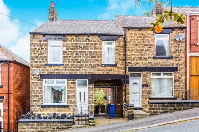 Thumbnail End terrace house for sale in Clarkson Street, Worsbrough, Barnsley