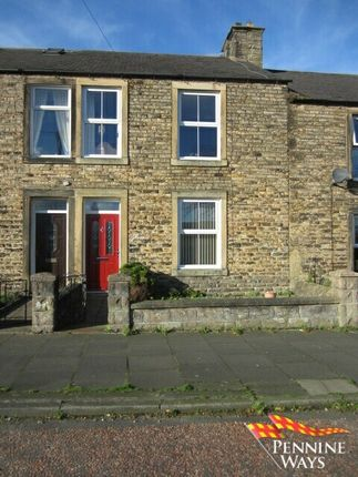 Thumbnail Terraced house for sale in Westerley Terrace, Haltwhistle