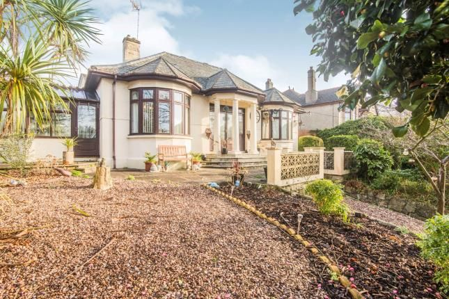 Thumbnail Bungalow for sale in St Austell, Cornwall