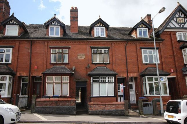 Thumbnail Terraced house for sale in Park Vale, Leek
