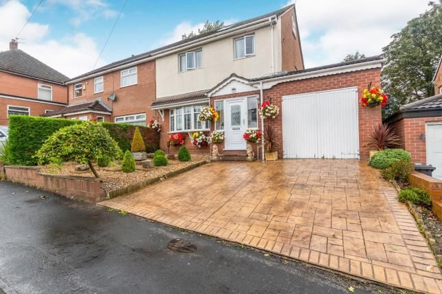Thumbnail Semi-detached house for sale in Bridge Lane, Appleton, Warrington, Cheshire